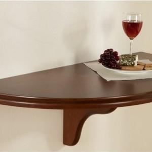 Halbrunder Tisch - schöne Vorschläge für Ihre Wohnung!