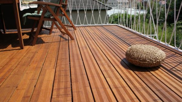 Terrassendielen Bambus bambus terrassendielen für eine gemütliche atmosphäre! - archzine