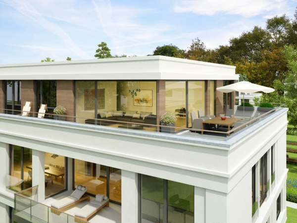 wunderschöne-Penthouse-Suite-Weiß