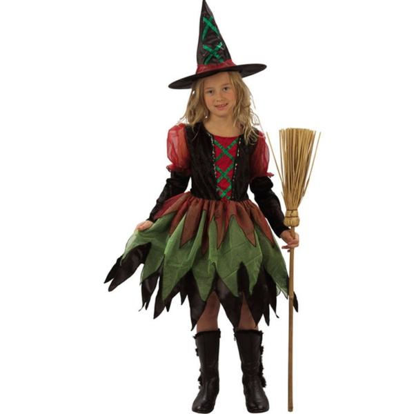 wunderschöne-halloween-kostüme-für-kinder-eine-hexe