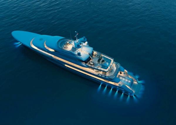 wunderschöne-luxus yachten