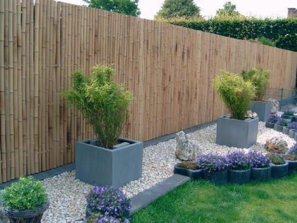 wunderschöner-Bambus-Zaun