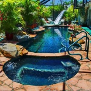 Schwimmingpool für den Garten - 35 prima Designs!