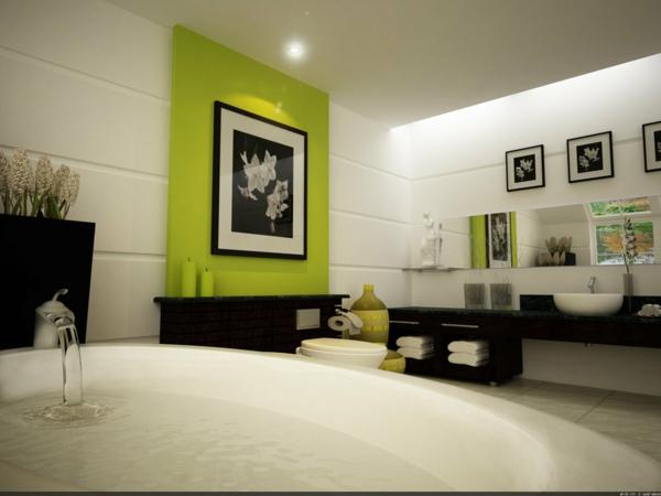 best glasbilder f rs bad contemporary. Black Bedroom Furniture Sets. Home Design Ideas