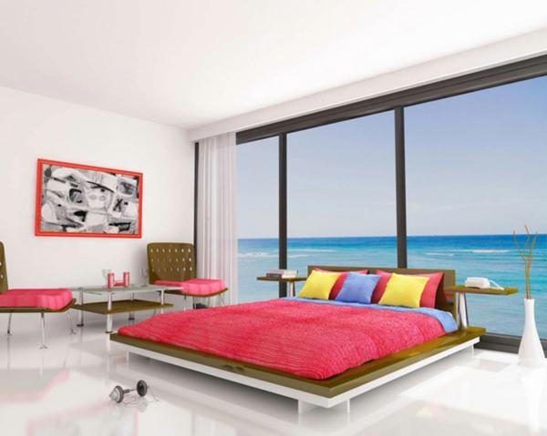 zimmer-dekorieren-modernes-schlafzimmer