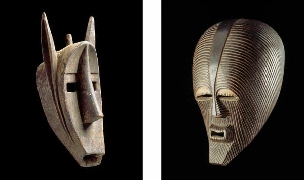 zwei-afrikanische-masken