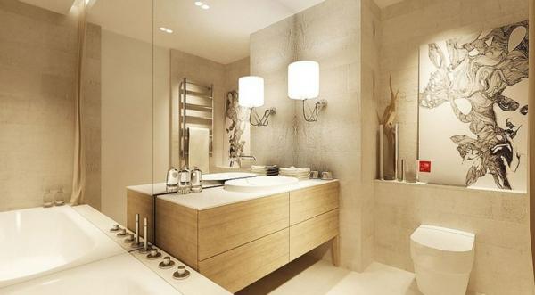 Badezimmer-neutral-Interior—Design-Idee-mit-schönen-Eierschalenfarben