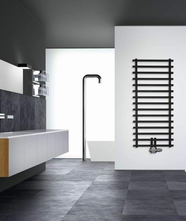 Badheizkörper Elektrisch Design Idee