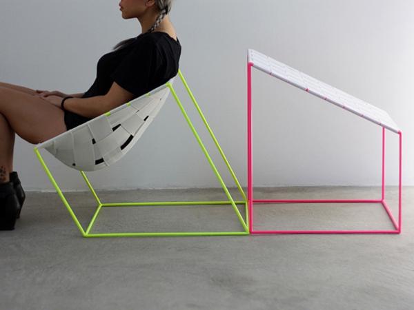 fantastische Stühle mit originellem Design