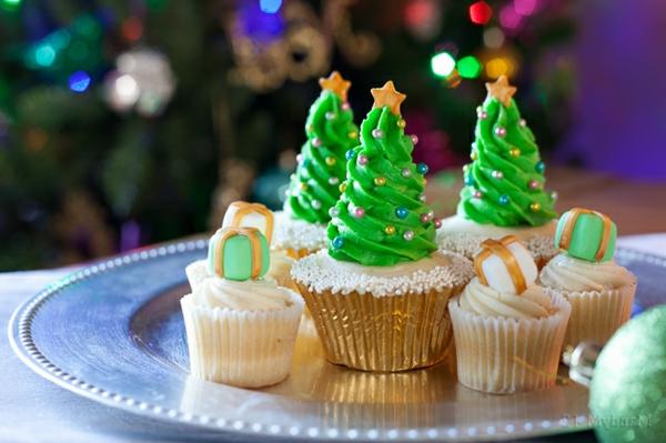 Cupcakes-Rezepten-für-Weihnachten