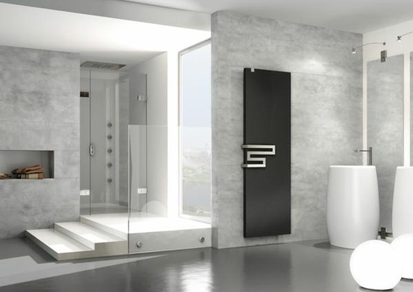 Design-Heizkörper-Badezimmer-Einrichtung