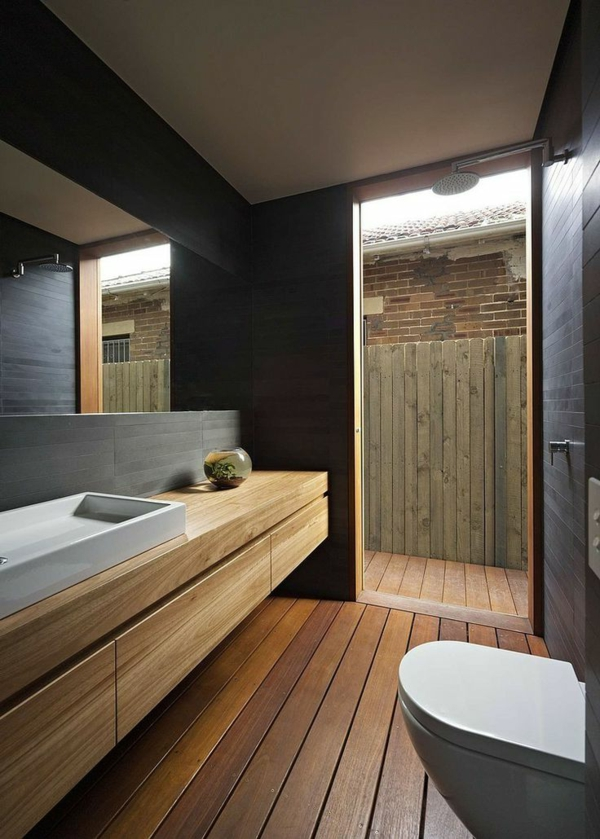 Badezimmer Ideen Fotos : Modernes Badezimmer  Ideen zur Inspiration  140 Fotos!