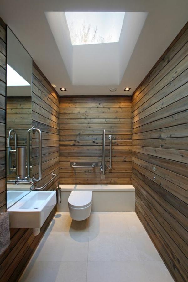 Narrow Toilet Room Ideas