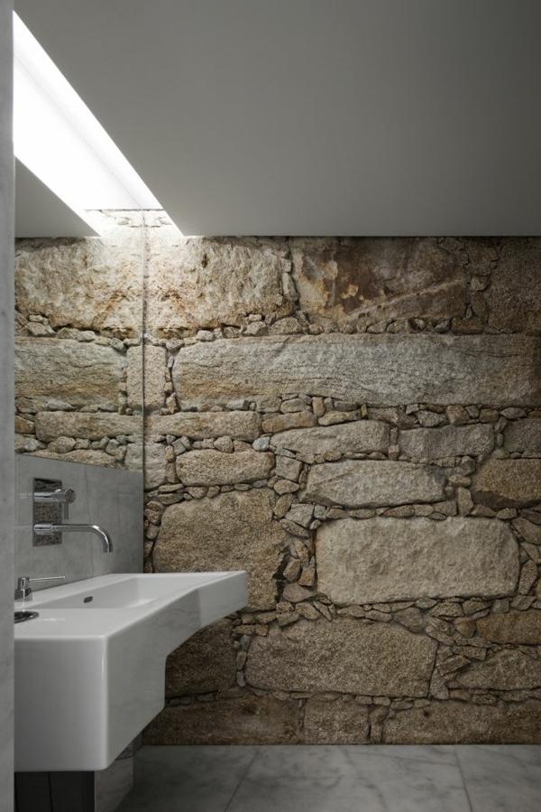 Design-für-ein- modernes-Badezimmer-Ideen-Natursteinoptik