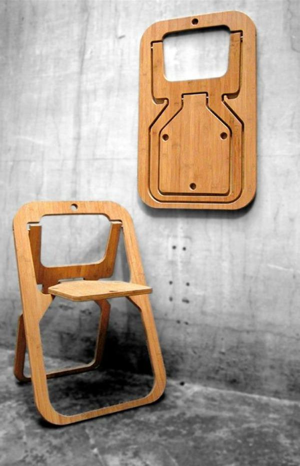 Designstühle-aus-Holz-für-eine-schicke-Wohnung