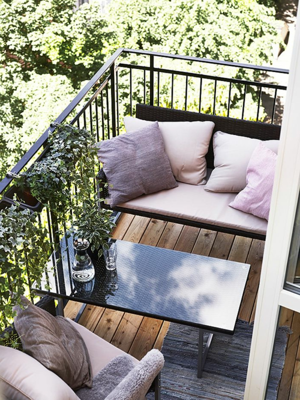 sch ne terrasse einrichten 100 tolle ideen. Black Bedroom Furniture Sets. Home Design Ideas