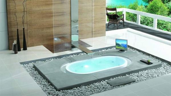 Elegant-Modern-Simple-Bathroom-Jacuzzi-Decoration-Ideas