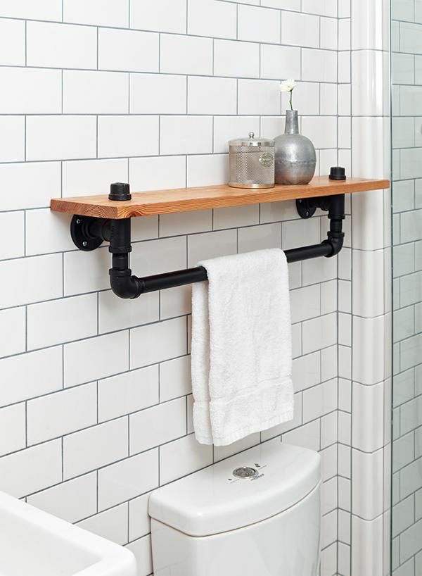 Moderner Handtuchhalter für Ihr Bad Archzine