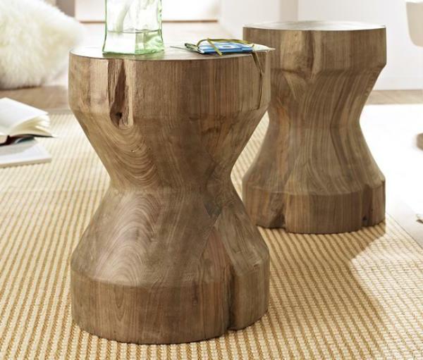 Holzhocker-mit-kreativem-und-interessantem-Design