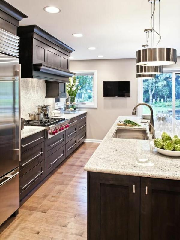 Idee-Küche-mit-einem-modernen-Design