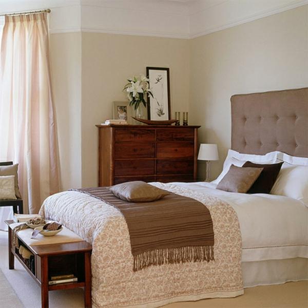 Ideen-für-das-Schlafzimmer-Interior—Design-Idee-mit-schönen-Eierschalenfarben