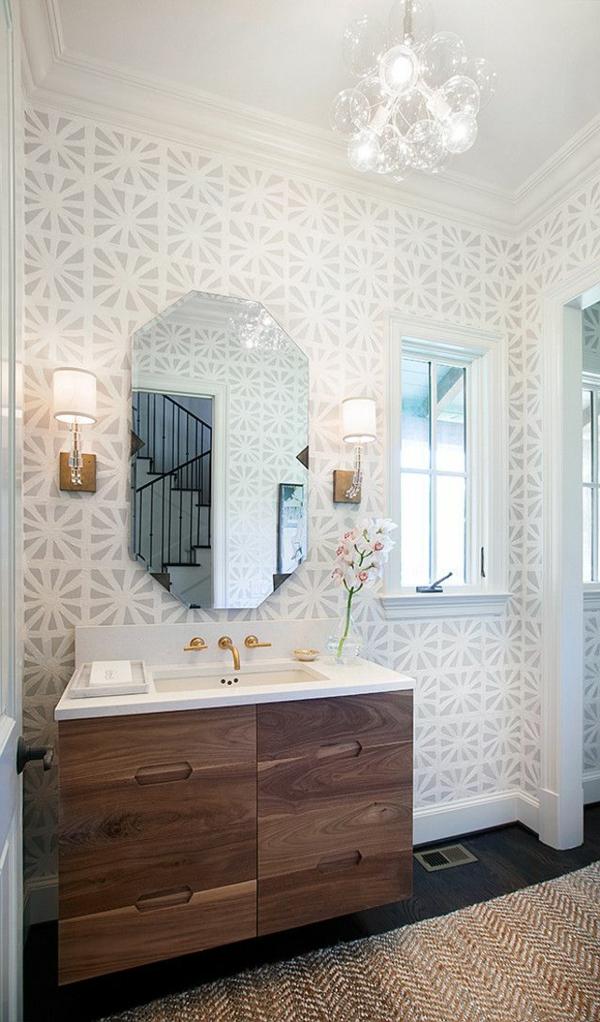 Ideen-für-eine-moderne-Badezimmereinrichtung-fantastische-Lampe-