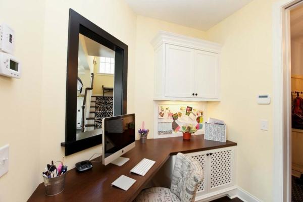 Interior—Design-Idee-mit-schönen-Eierschalenfarben-Flur
