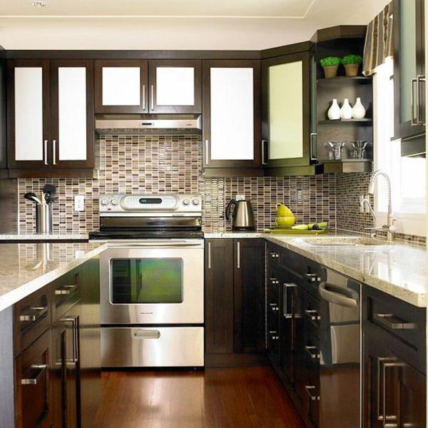 59 Beispiele Für Modernes: 120 Ideen Für Eine Moderne Küchenplanung