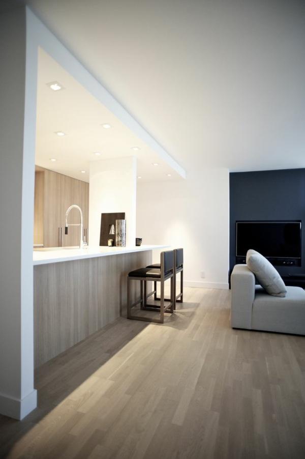 -Interior-Design-Ideen-moderne-Küche-minimalistisches-Design