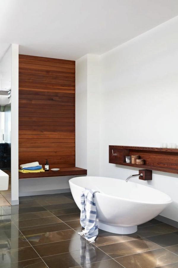 Interior-Design-modernes-Badezimmer-Ideen-Badewanne