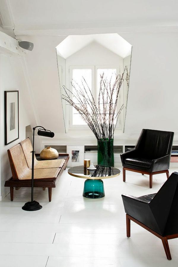wohnzimmer olivgrün:Interior-Design-schönes-Wohnzimmer–Wohnzimmer-Einrichtung