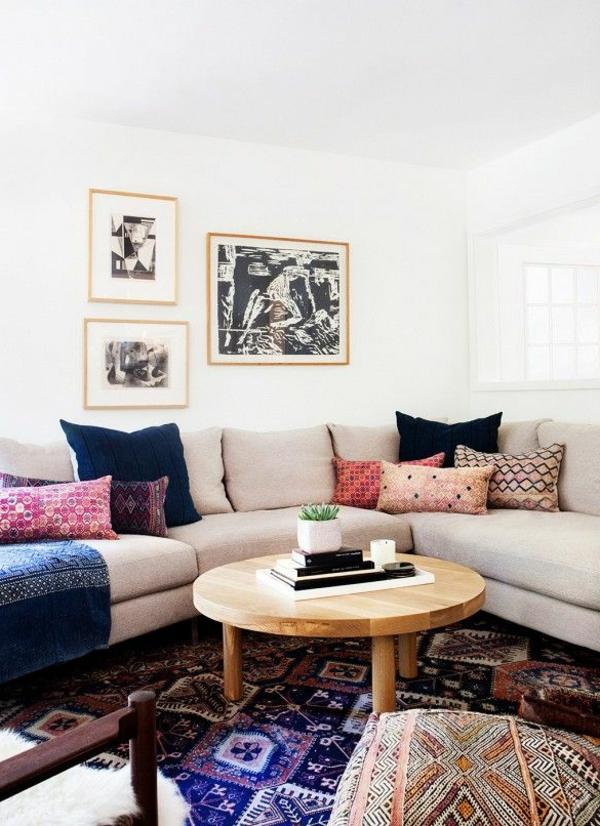 wohnzimmer olivgrün:Interior-Design-schönes-Wohnzimmer-.Wohnzimmer-Einrichtung