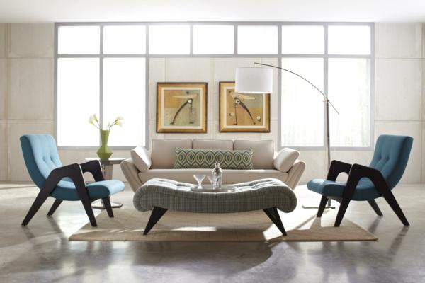wohnzimmer olivgrün:100 fantastische Ideen für elegante Wohnzimmer!
