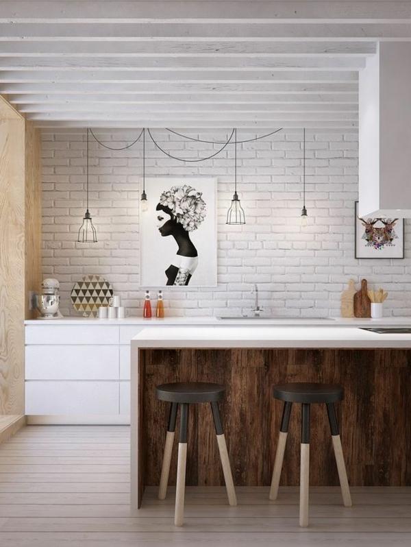 Küche-mit-einem-modernen-Design-