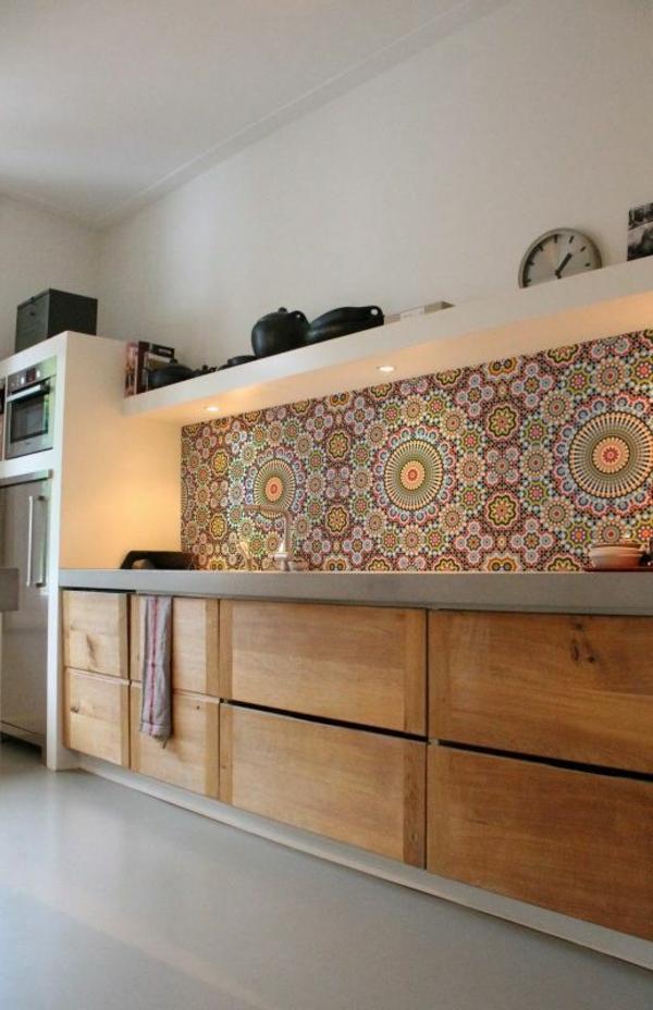 Küche-mit-einem-modernen-Design
