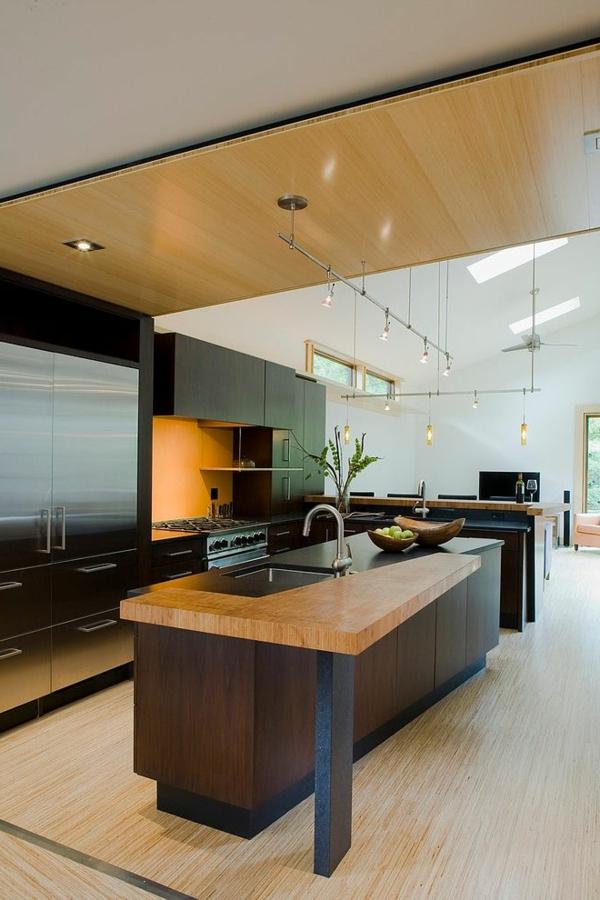 Kücheninsel-Küche-mit-einem-modernen-Design