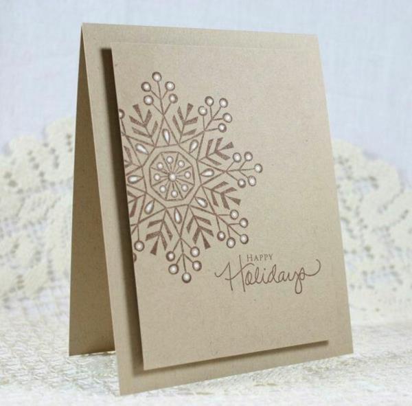 Kreative--Ideen-für-Gestaltung-von- Weihnachtskarten--