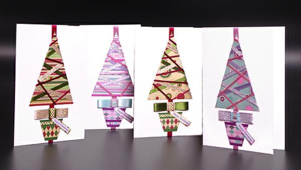 Kreative--Ideen-für-Gestaltung-von- -Weihnachtskarten--handgemacht