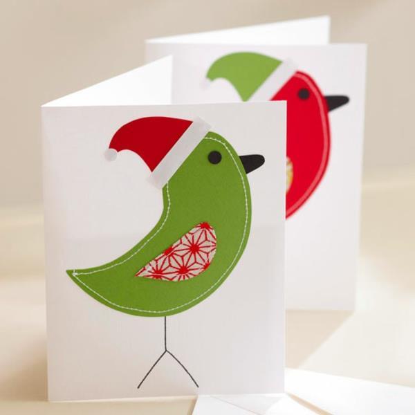 -Kreative--Ideen-für-Gestaltung-von- Weihnachtskarten--