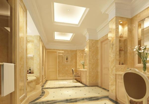 Luxus-Badezimmer-minimalist-ultra-tolles-Interior-Design-im-Badezimmer ...