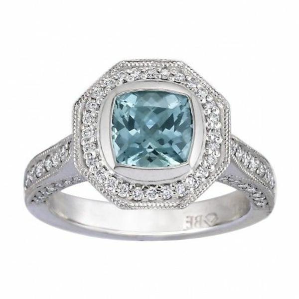 Luxus-Design-wunderschöner-Verlobungsring