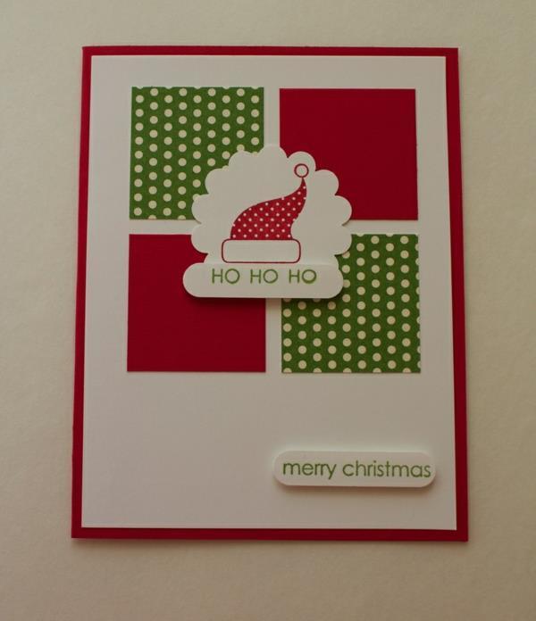 Merry-Christmas-schöne-Weihnachtskarte-selber-basteln