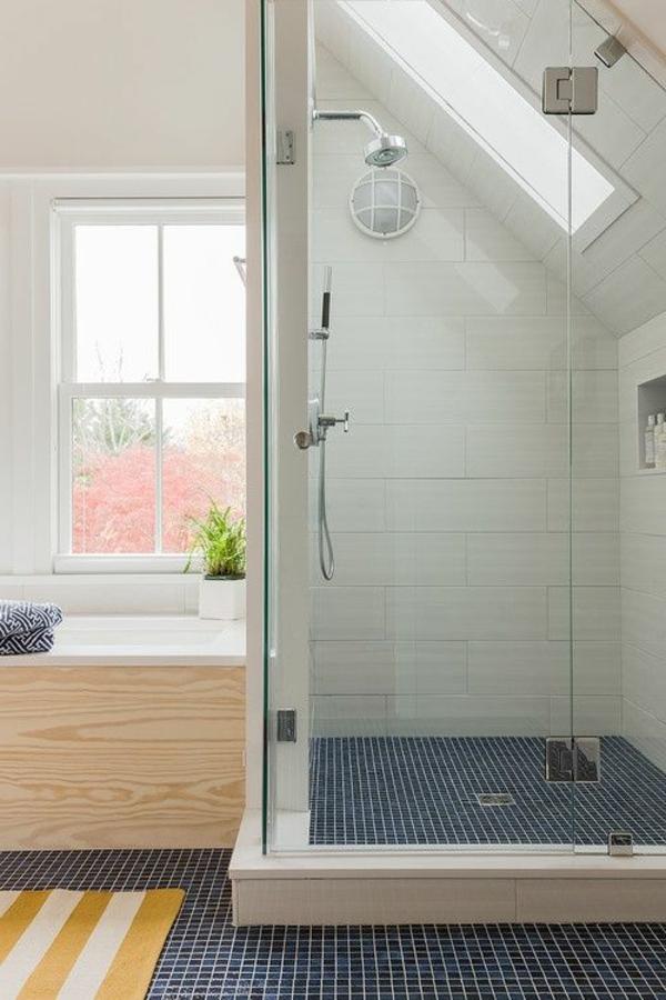 Moderne-Gestaltung-für-das-Badezimmer- Modernes Badezimmer - Ideen