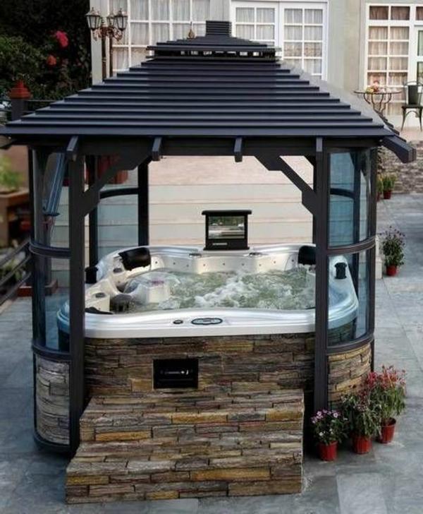 Whirlpool Im Garten 100 Fantastische Modelle