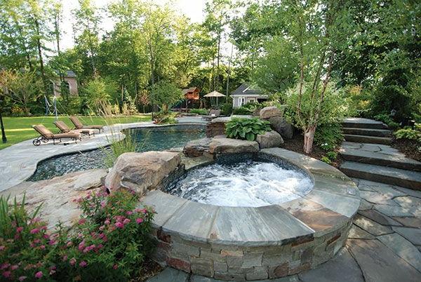 Whirlpool Im Garten Modelle Archzine Best Garten Ideen.