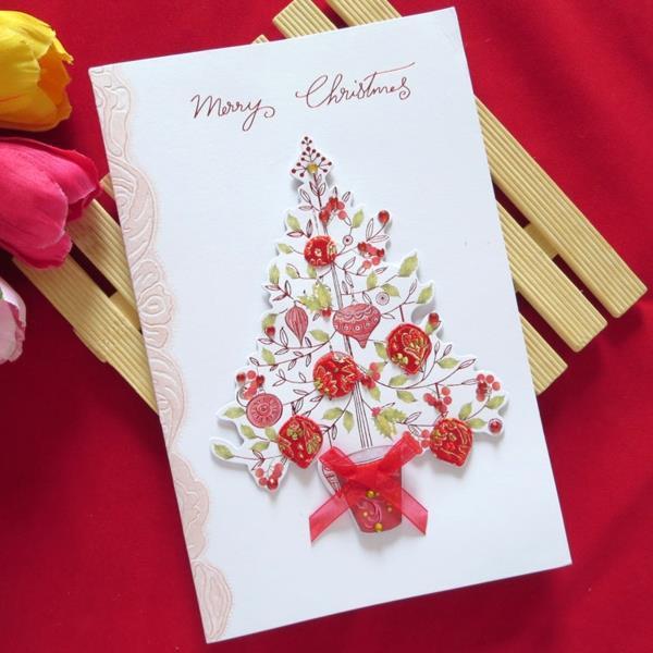 Glückwunsche-Weihnachtskarten
