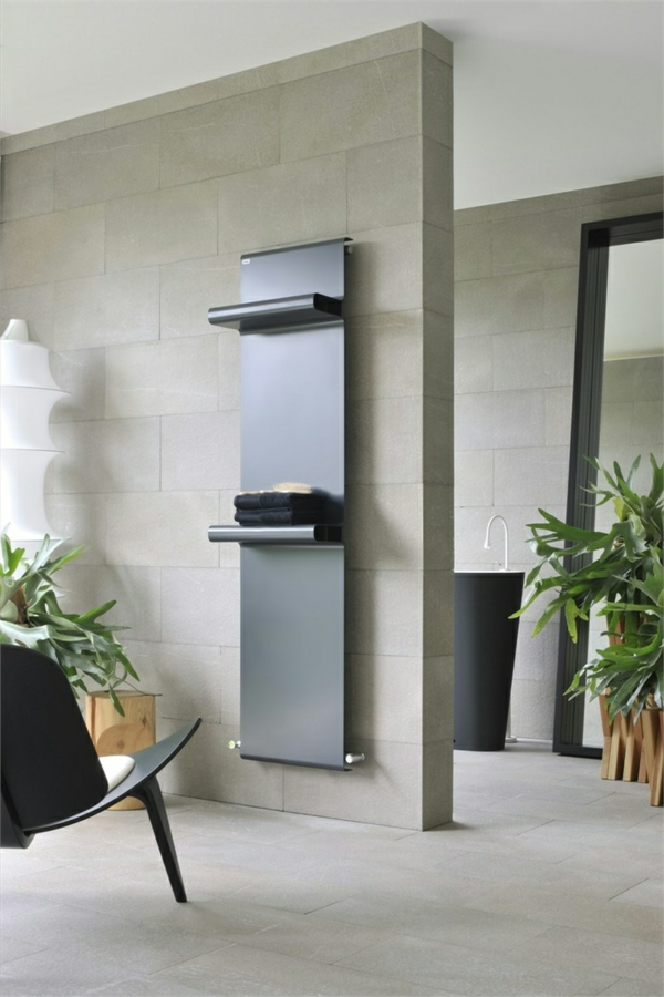 Radiator-mit-super-modernem-Design-