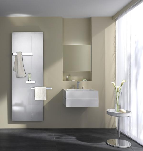 hochwertige badheizkörper mit modernem design! - archzine, Wohnzimmer dekoo