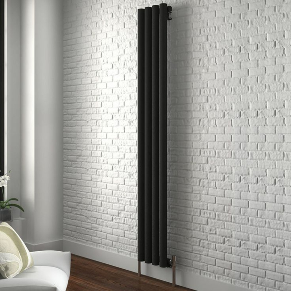 Radiator-mit-ultra-modernem-Design