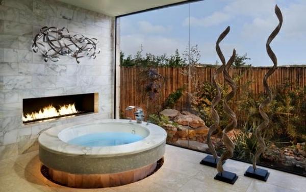 SPA-Whirlpool-Luxus-Design-für-das-Badezimmer